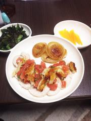 鶏ムネ肉のイタリアンチャーシューの写真