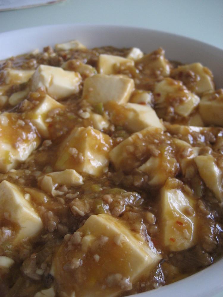 とっても簡単☆マーボー豆腐