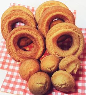 簡単!手作りオールドファッションドーナツ