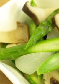 野菜のソテー
