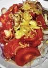 千鳥酢でサッパリとトマトサラダ