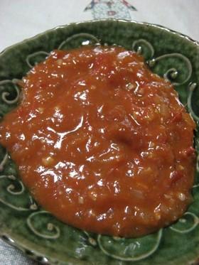 フレッシュトマトで簡単!トマトソース