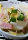 10分超簡単 うま白菜とベーコンの炒め物