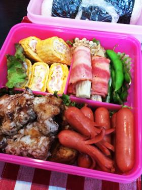 ピクニックお弁当(^_^)