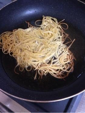 皿うどんの麺を増やしたい時!!