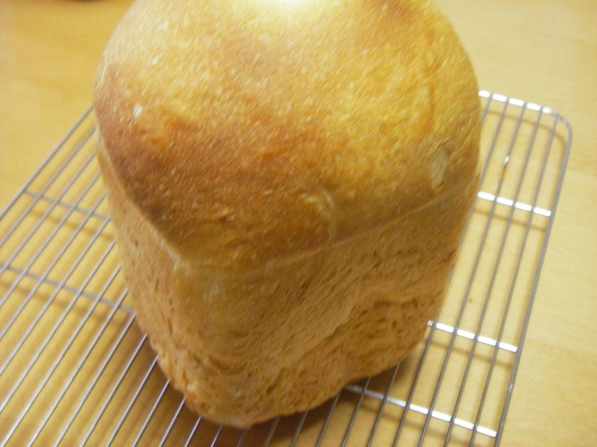 HBで焼こう♪ 我が家の食パン。