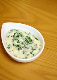 離乳食*中期~『豆腐と豆乳のスープ』