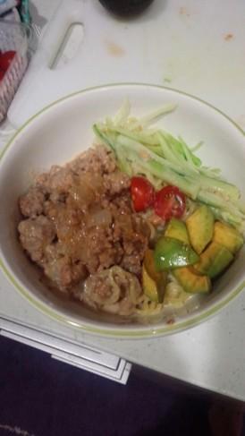 簡単!我が家の冷やしタンタン麺!