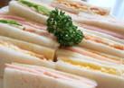 シンプル(*^_^*)サンドウィッチ