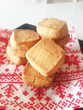 バレンタイン❤簡単サクサクバタークッキー