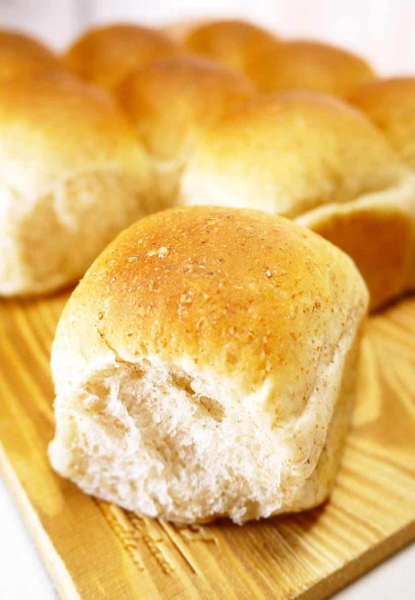 全粒粉ちぎりパン(HB生地)