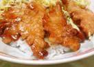 スタミナ付けよう☆豚の照り焼き丼