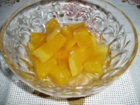 パイナップルの砂糖煮