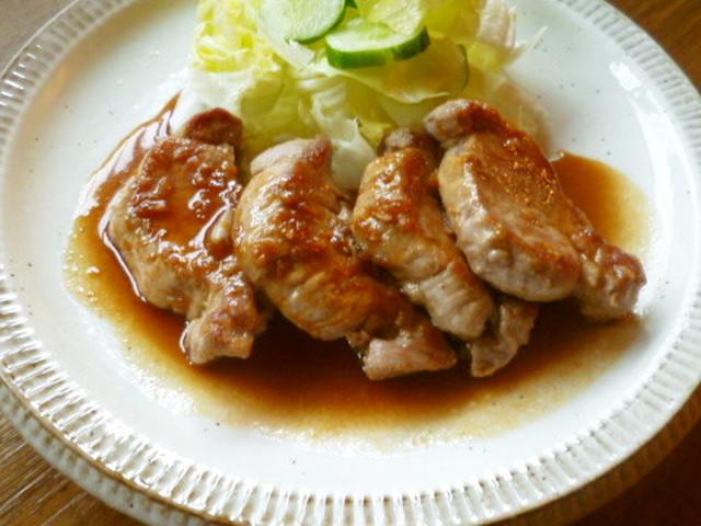 豚 ヒレ 料理