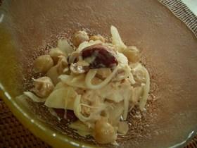 豆のツナマヨサラダ