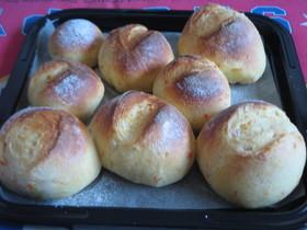 炊飯器で簡単発酵☆にんじんパン