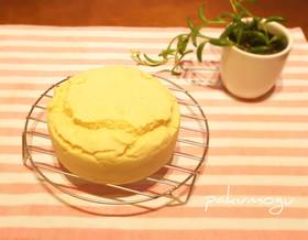 マクロビ*米粉100%ケーキスポンジ