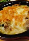 鶏肉と茸とポテトのクリーミーグラタン