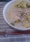 サラダチキンde満足スープ