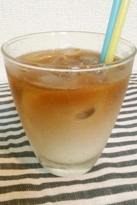 暑い日に♪アイスコーヒー♡豆乳カフェオレ