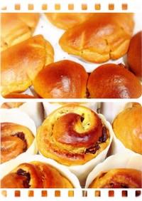☆コーヒー味のアレンジパン☆