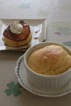 HMで♡ふわふわパンケーキ&カップケーキ