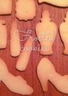 簡単♡基本のアイシング用型抜きクッキー