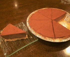 ♪チョコレートレアチーズケーキ♪