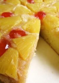 簡単パイナップルケーキ