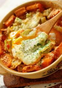 お手軽イタリアン「アクアコッタ」風スープ