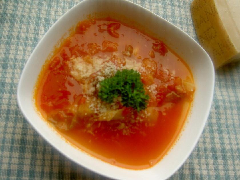 ダイエットに!野菜の旨味でスープ ♡
