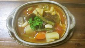 具沢山食べるスープ