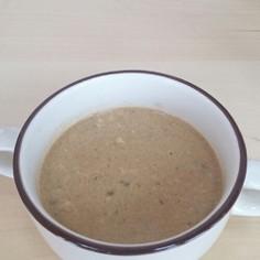 お手軽朝御飯!レトルトカレーのスープ