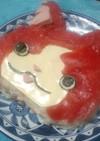 寿司ケーキ?ジバニャン♡