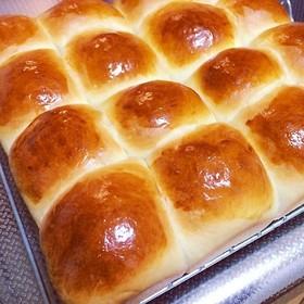 ずっとフワフワな蜂蜜ちぎりパン
