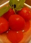 夏に最適!トマトのコンポート