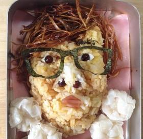 HIKAKINの卵まぜご飯弁当