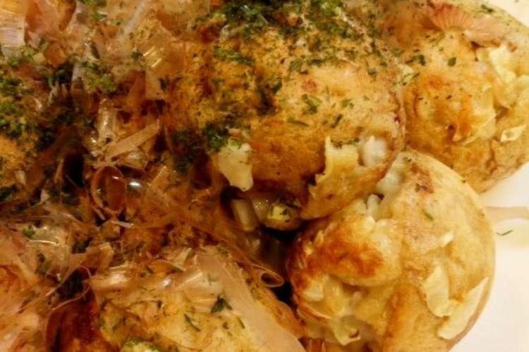 レシピ キャベツ たこ焼き