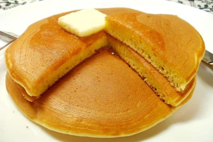 パウダー パン なし レシピ ベーキング ケーキ
