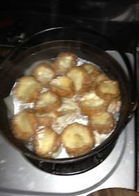 ほっこり美味しい仙台麩と大根、豚バラ煮