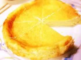濃厚牛乳チーズケーキ