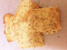 簡単♡サクサクセサミおからクッキー
