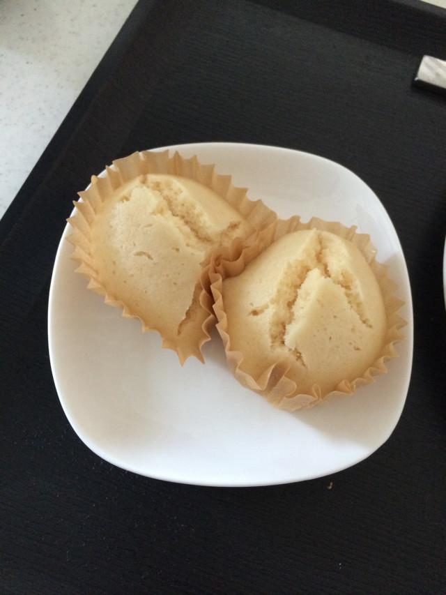 〜離乳食中期〜きな粉蒸しパン