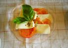 トマトとお豆腐のカプリ風サラダ