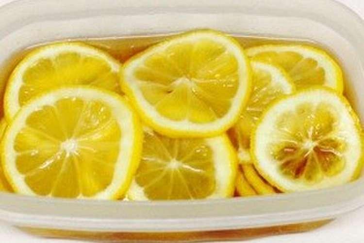 砂糖 漬け レモン 【みんなが作ってる】 レモンの砂糖漬けのレシピ