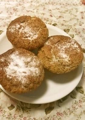 糖質制限!大豆粉で紅茶マフィン