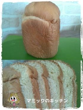 オリーブオイル食パン☆生クリーム入り