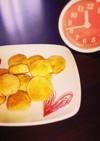 卵バター不使用☆簡単はちみつクッキー