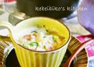 押麦でお腹スッキリ*白菜のミルクスープ