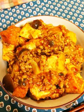 豆腐で作るより簡単!マーボー厚揚げ